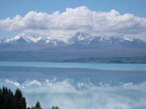 אגם ראי בניו זילנד שווה