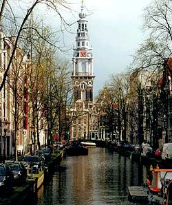 עבודה בהולנד אפשר עם אופניים